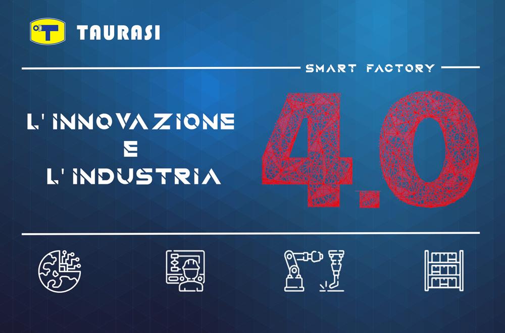 L'industria e l'evoluzione 4.0