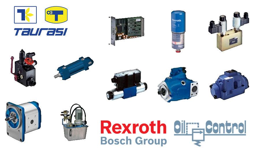 Componenti Bosch Rexroth-Oil Control